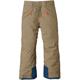 Patagonia Boys Insulated Snowshots Ash Tan